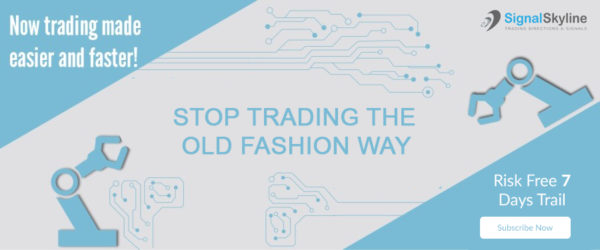 Stop Trading The Old Fashioned Way