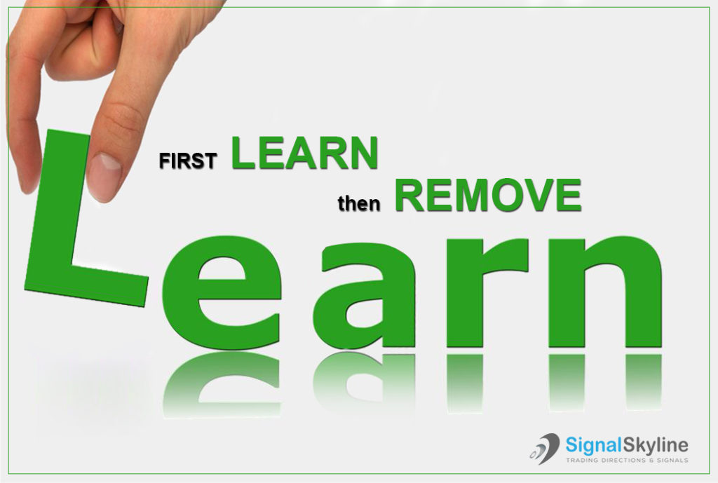 First Learn then remove L and earn
