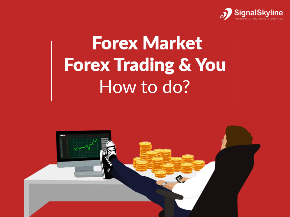 How do you trade forex online