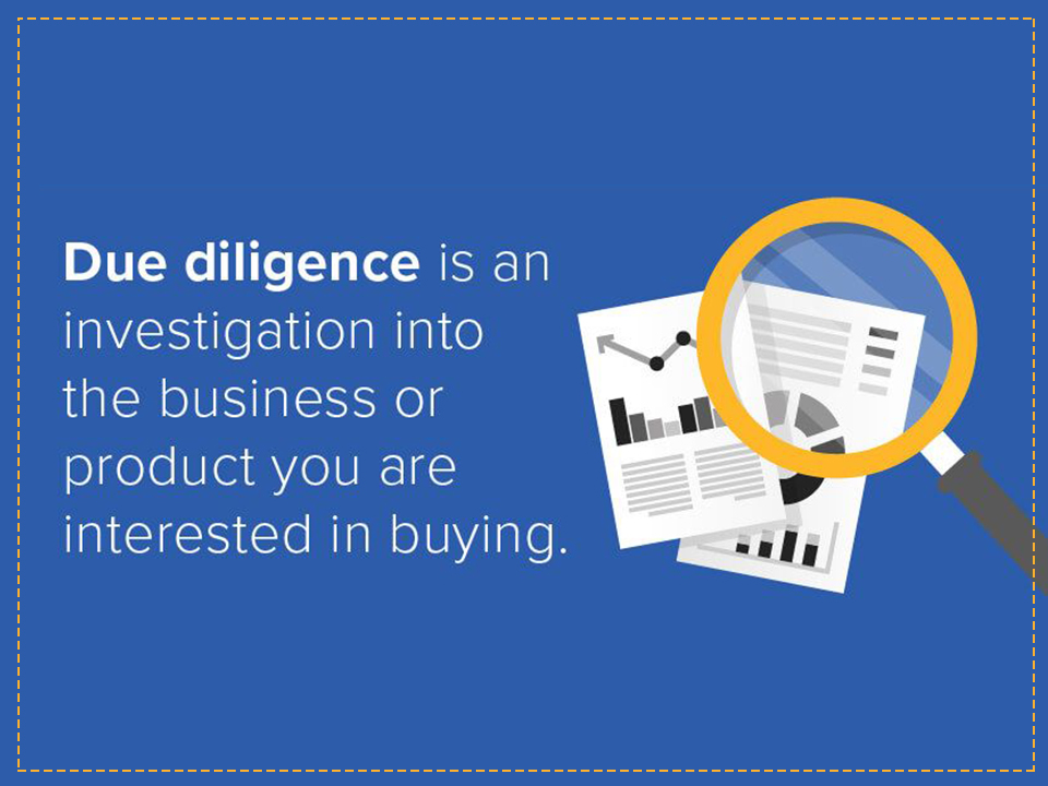 Do-Due-Diligence