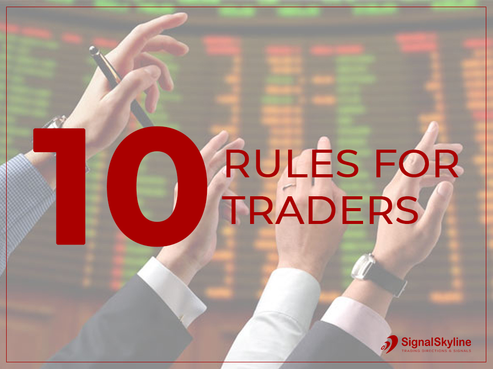 Ten Rules For Traders To Look For In 2018