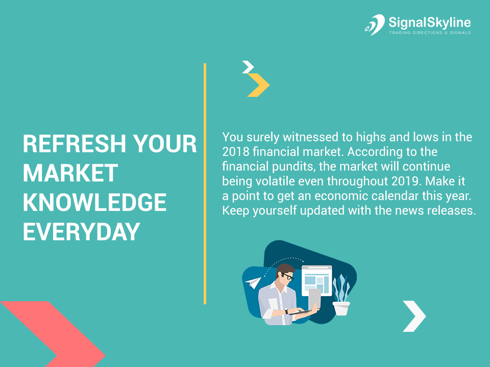 Refresh Your Market Knowledge Everyday